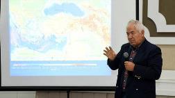 Profesörden Marmara için 3 Deprem Tahmini