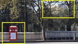 Anıtkabir'in Yanına Yerleştirilen Giysibank Tepki Çekti
