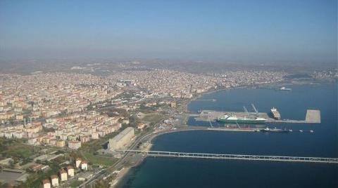 Tekirdağ Limanı Özelleştirildi