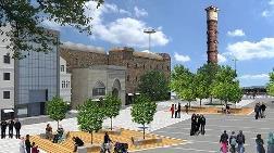 Beyazıt ve Çemberlitaş Meydanları Yenileniyor