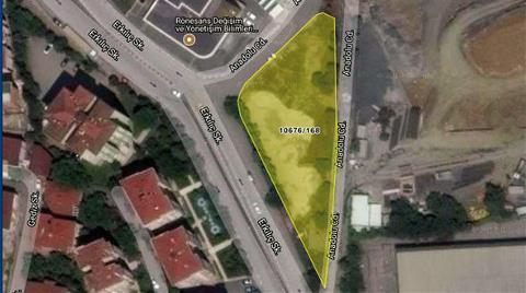Kartal'daki Park Alanı İmara Açıldı!