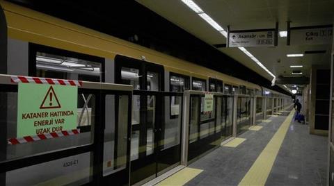 Türkiye'nin İlk Sürücüsüz Metro Hattı Haziran'da Açılıyor