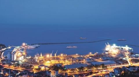 Halka Arz Edilen Trabzon Limanı'na Rekor İlgi
