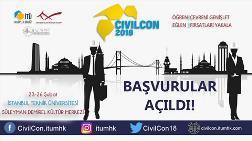 İnşaat Mühendisleri Buluşması: CivilCon'18
