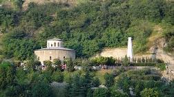 Trabzon'daki Tarihi Cephanelik'in Çevresi İmara Açıldı