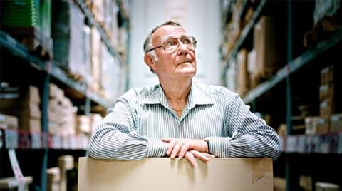 IKEA'nın Kurucusu Ingvar Kamprad Hayatını Kaybetti