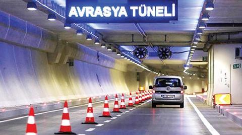 Avrasya Tüneli'ne Zam!