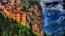Sümela Manastırı'nın Ziyarete Açılacağı Tarih Belli Oldu
