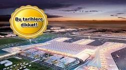 Atatürk Havalimanı 48 Saatte Taşınacak