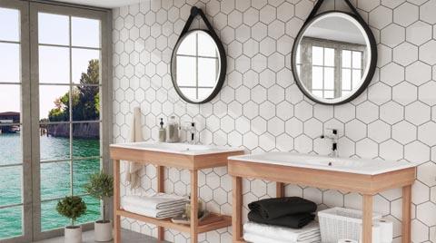 ISVEA, Modern Banyo Çözümlerine Armatürü de Ekledi