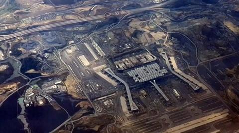 3. Havalimanı Çalışmaları Hızla Sürüyor