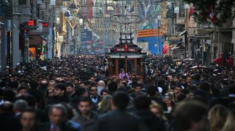 İstanbul Nüfusu 129 Ülkeyi Geride Bıraktı