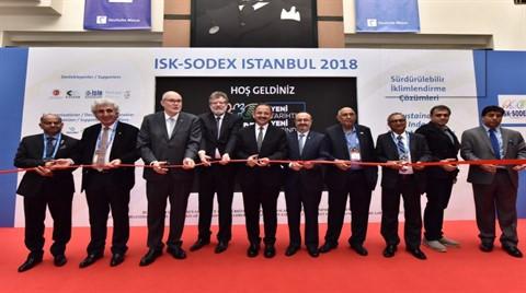 ISK-SODEX Fuarı Kapılarını Açtı