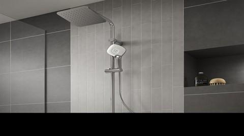 IdealRain Evo&Evojet Duş Başlıkları Banyoya Yeni Soluk Getiriyor