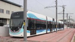 Tramvay Deneme Sürüşleri Başladı