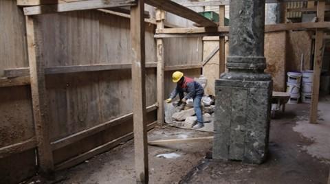 Topkapı Sarayı Tarihinin En Büyük Restorasyonu