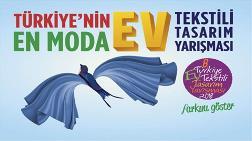 8. Türkiye Ev Tekstili Tasarım Yarışması