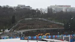 Maçka Parkı'nda 199 Ağaç Yerinden Söküldü