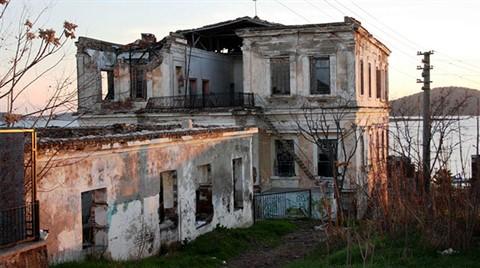 Despot'un Evi Restore Ediliyor