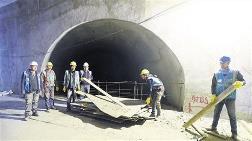 Kabataş-Mecidiyeköy-Mahmutbey Metrosunda Sona Doğru