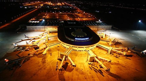Dev Havalimanına Yeni Ortak