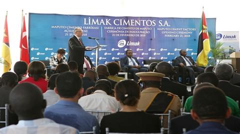 Limak'tan Mozambik'e En Büyük Türk Yatırımı