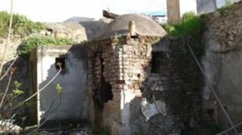 Ayvalık'ta Tarihi Hamam Yok Oldu