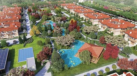 Silivri'de 200 Milyona Emekli Köyü