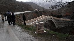 Tarihi Köprüdeki Yanlış Restorasyon Araştırılıyor