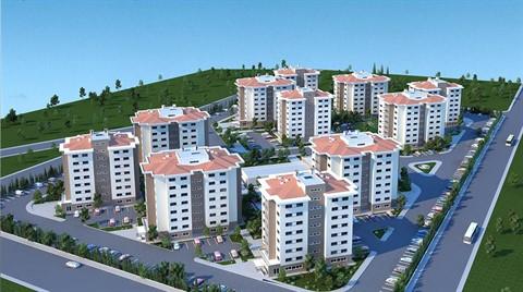 TOKİ'den Kayaşehir'e 868 Konut