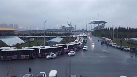 Halk Otobüsleri Kontak Kapatacak