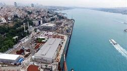 Galataport İçin ÇED Süreci Yeniden Başladı