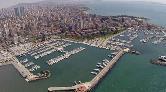 Kalamış Yat Limanı'na İtirazlar Reddedildi