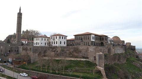 Diyarbakır'da Hedef 1 Milyon Turist
