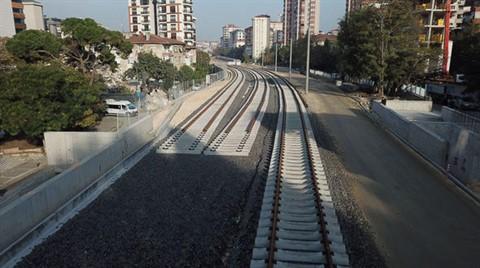 Ankara-İstanbul Yüksek Hızlı Tren Hattı Havadan Görüntülendi