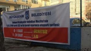 İstanbul'da Otopark Ücreti 1 TL Olacak Mı?