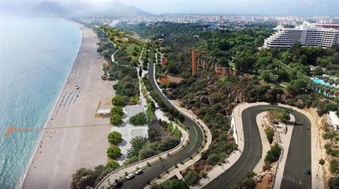 Antalya'da 3 Önemli Turistik Alan İhaleye Çıkarıldı