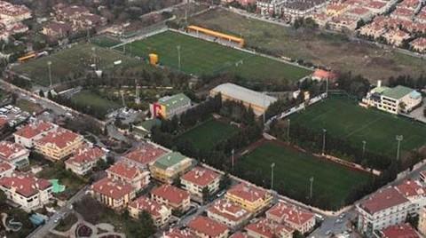 Galatasaray Florya Arazisinin İmar Planı Askıya Çıktı