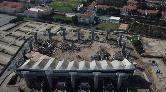 Abdi İpekçi Spor Salonu'nun Yıkımında Son Durum