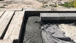 UNESCO'nun Aday Gösterdiği Göbeklitepe'ye Beton Döküldü