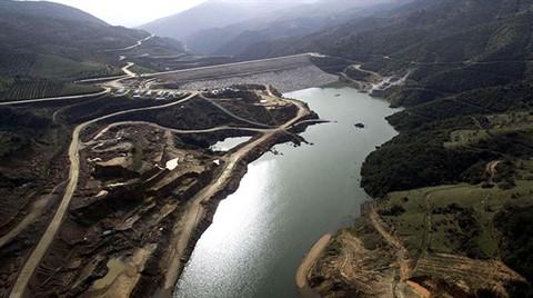Aktaş Barajı 15 Bin Dekar Araziyi Suya Kavuşturacak