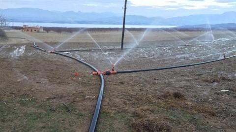 Çiftçinin Suyu da Özelleşiyor