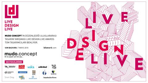 Live Design Live Uluslararası Tasarım Yarışması