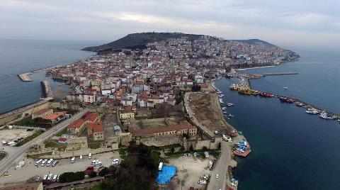 'Hüzün Turizmi'nin Karadeniz Durağı Sinop Cezaevi