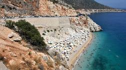 Kaputaş Plajı'nın Akıbeti Belli Oldu