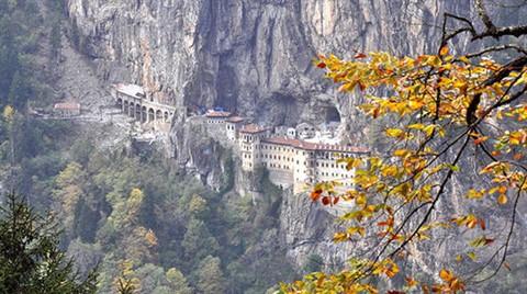 Sümela Manastırı'nda Tarihi Keşif