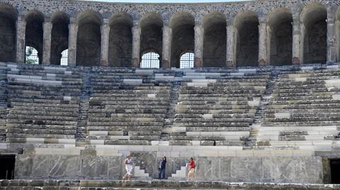 Antalya'da Müze Giriş Ücretleri Güncellendi
