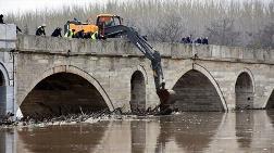 Edirne'de Su Taşkınları Sürüyor