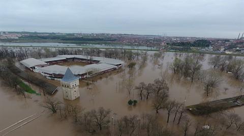 Tunca Nehri'nin Yayılımı Sürüyor