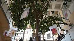 Limon Ağaçlı Kütüphane'ye Ziyaretçi Akını